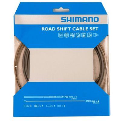 Set cable Shimano Road PTFE