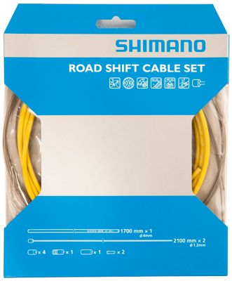 Set cable Shimano Road PTFE