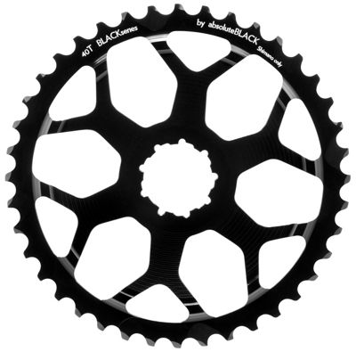 Cassette Cog BLACK by Absoluteblack