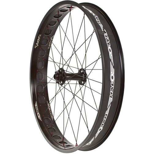 Halo Tundra Front Fat Bike Wheel Chain Reaction Cycles