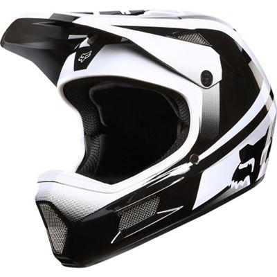 Casque Fox Racing Rampage Comp - Imperial Noir/Blanc 2015