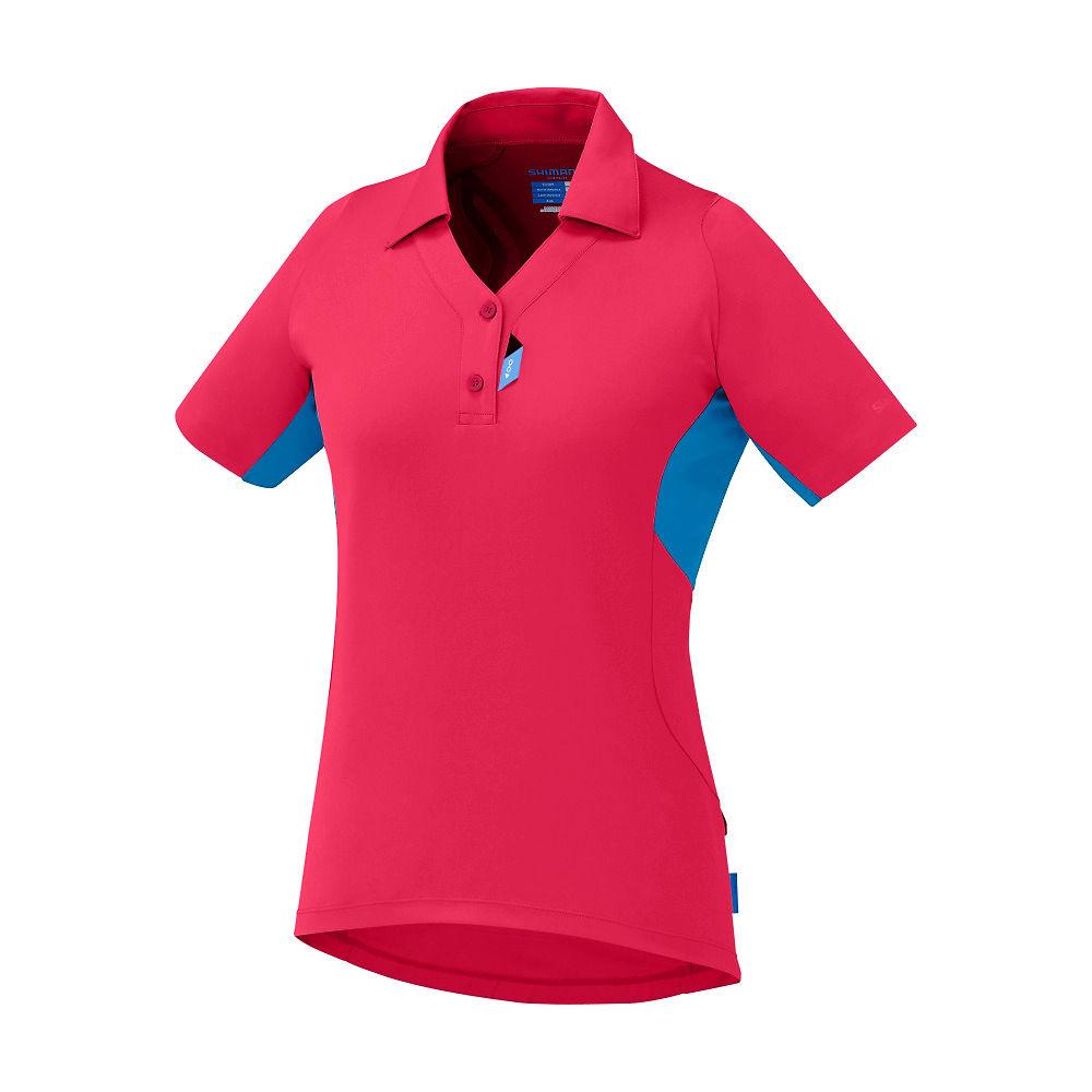 shimano-womens-polo-shirt