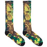 Vans Tie Dye Crew Socks SS15