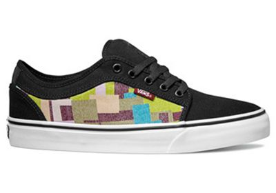 Chaussures Vans x Odyssey Chukka Low SS15