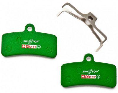 Plaquette de freins SwissStop Shimano Saint M810