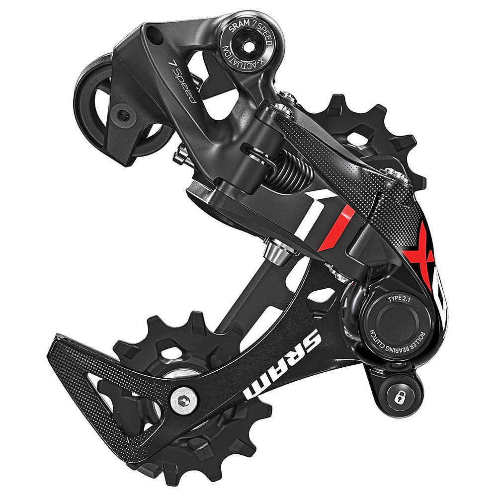 sram-x01-dh-type-21-7-speed-rear-mech