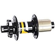 Nukeproof Buje trasero Nukeproof Generator (3 en 1) Negro/Amarillo 32h - 135mm/142mm/QR Axle