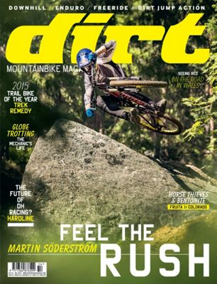 Dirt Magazine Dec 2014 #154