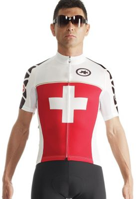 Maillot Assos SS.suissefedJersey_evo7 SS17