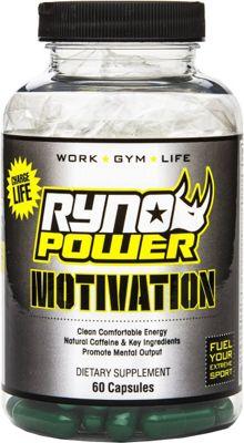 Motivation Ryno Power