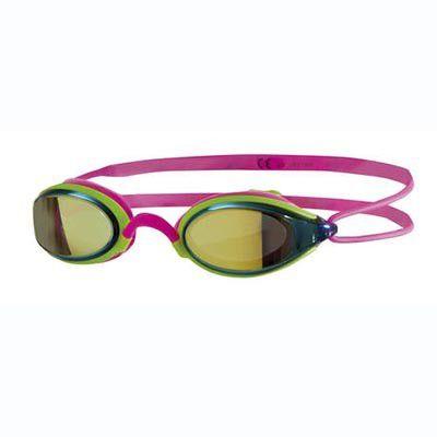 Gafas de natación Zoggs Fusion Air espejo dorado 2015