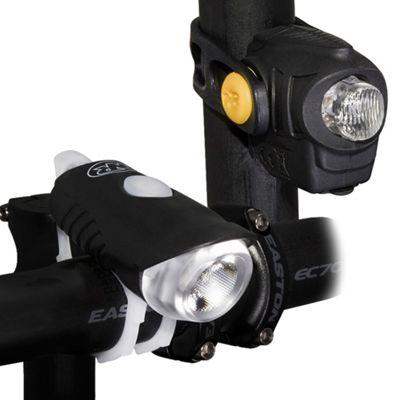 Set éclairage Nite Rider Lightening Bug LS120 & Stinger
