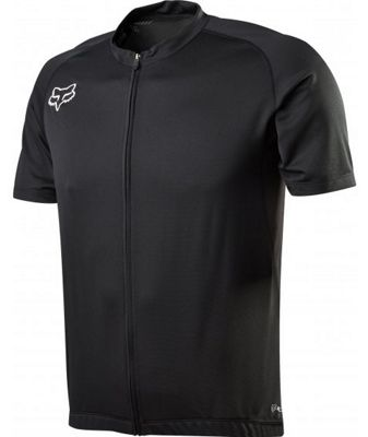 Maillot Fox Racing Aircool Zip SS15