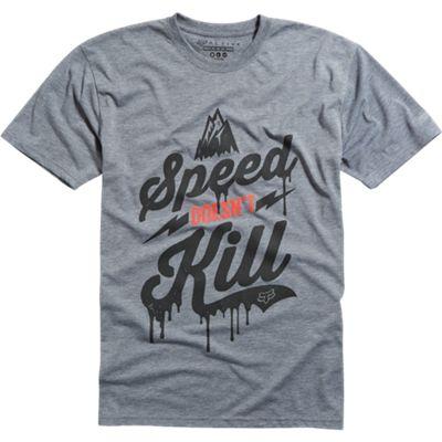 T-shirt Fox Racing Speed Wobble SS16