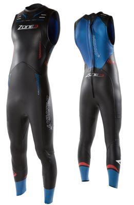 Combinaison de natation Zone3 Vision sans manches 2015