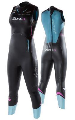 Combinaison de natation Zone3 Vision sans manches Femme 2015
