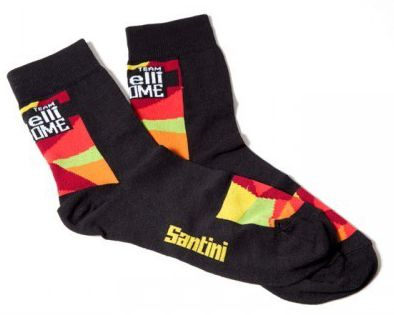 Chaussettes Santini Cinelli Chrome Coolmax 2015