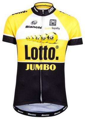 Maillot Santini Lotto Jumbo 2015