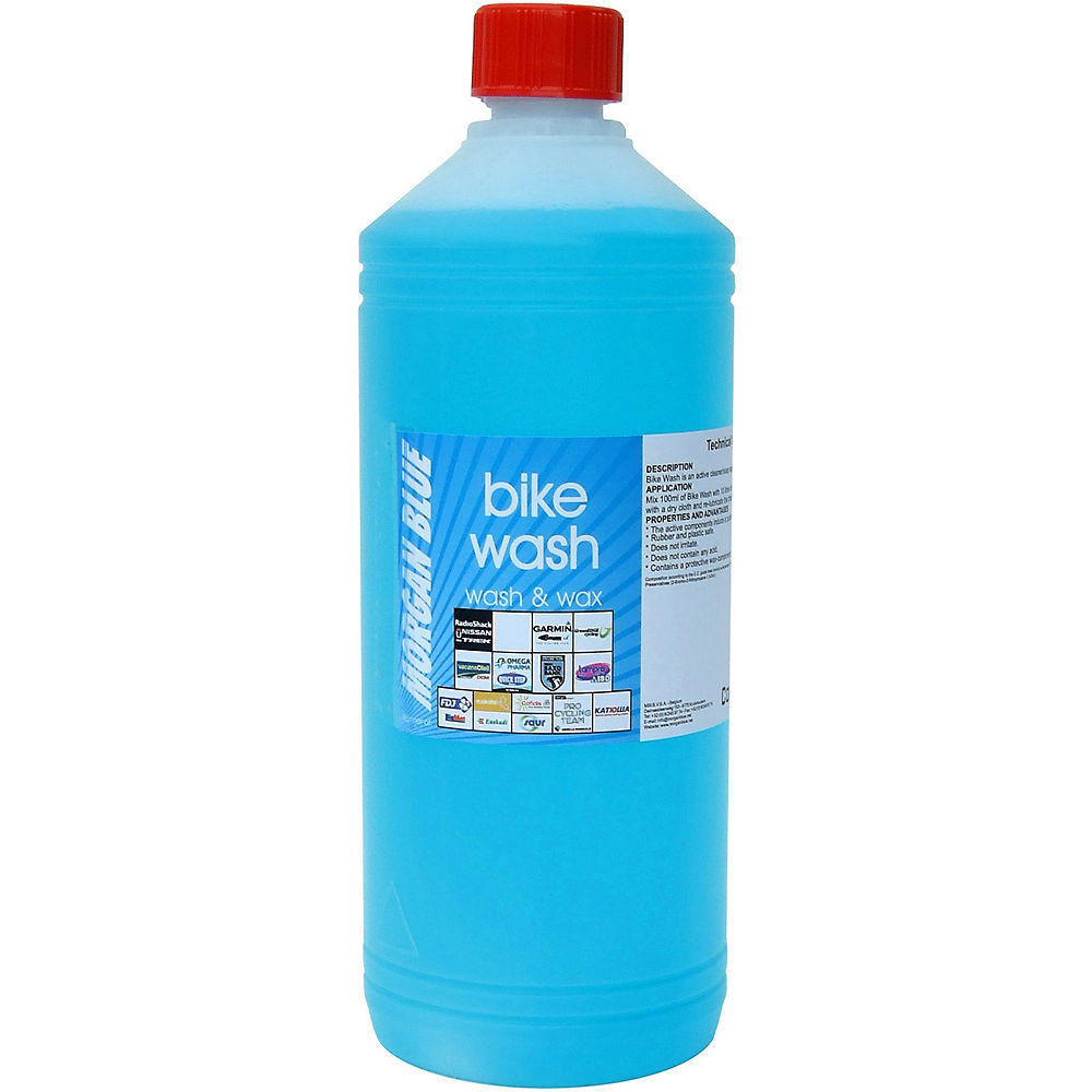 morgan-blue-bike-wash
