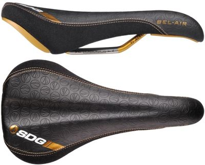 Selle route/VTT SDG Bel Air RL Ti Alloy \