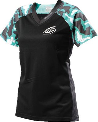 Maillot Troy Lee Designs Skyline Camo Femme manches longues 2015