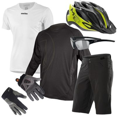 Ensemble Vêtements de course VTT Chain Reaction Cycles - Homme
