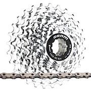 SRAM PG1070 10sp MTB Cassette + Chain Bundle