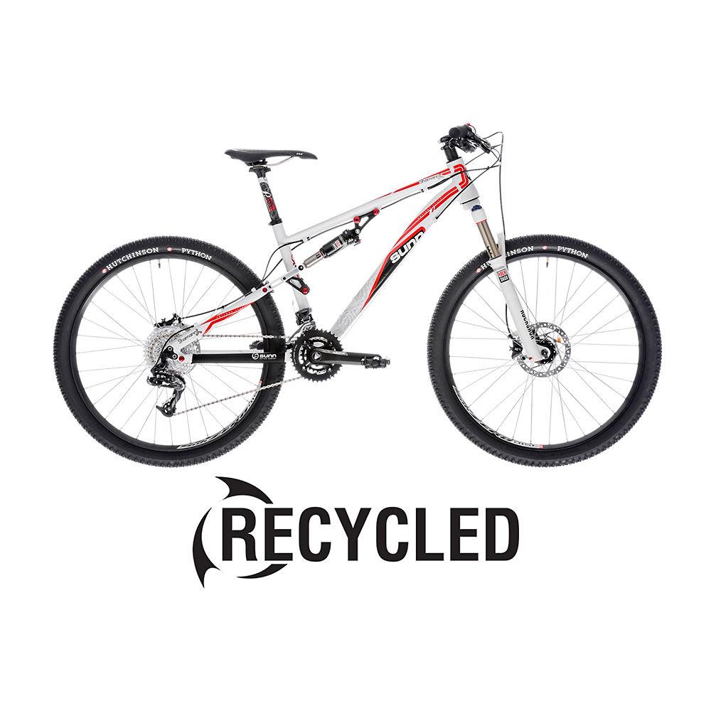 sunn-shamann-s1-suspension-bike-ex-display