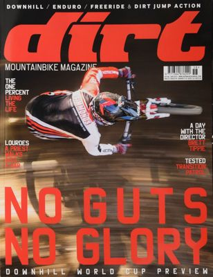 Magazine Dirt Magazine April 2015 #158