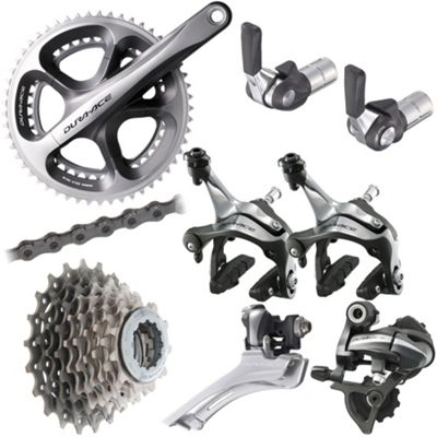 Groupe complet Shimano Dura-Ace 7900 10 vitesses