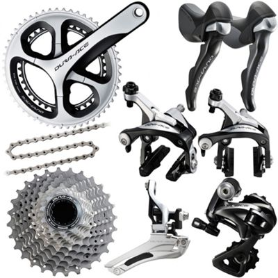 Groupe complet Shimano Dura-Ace 9000 11 vitesses