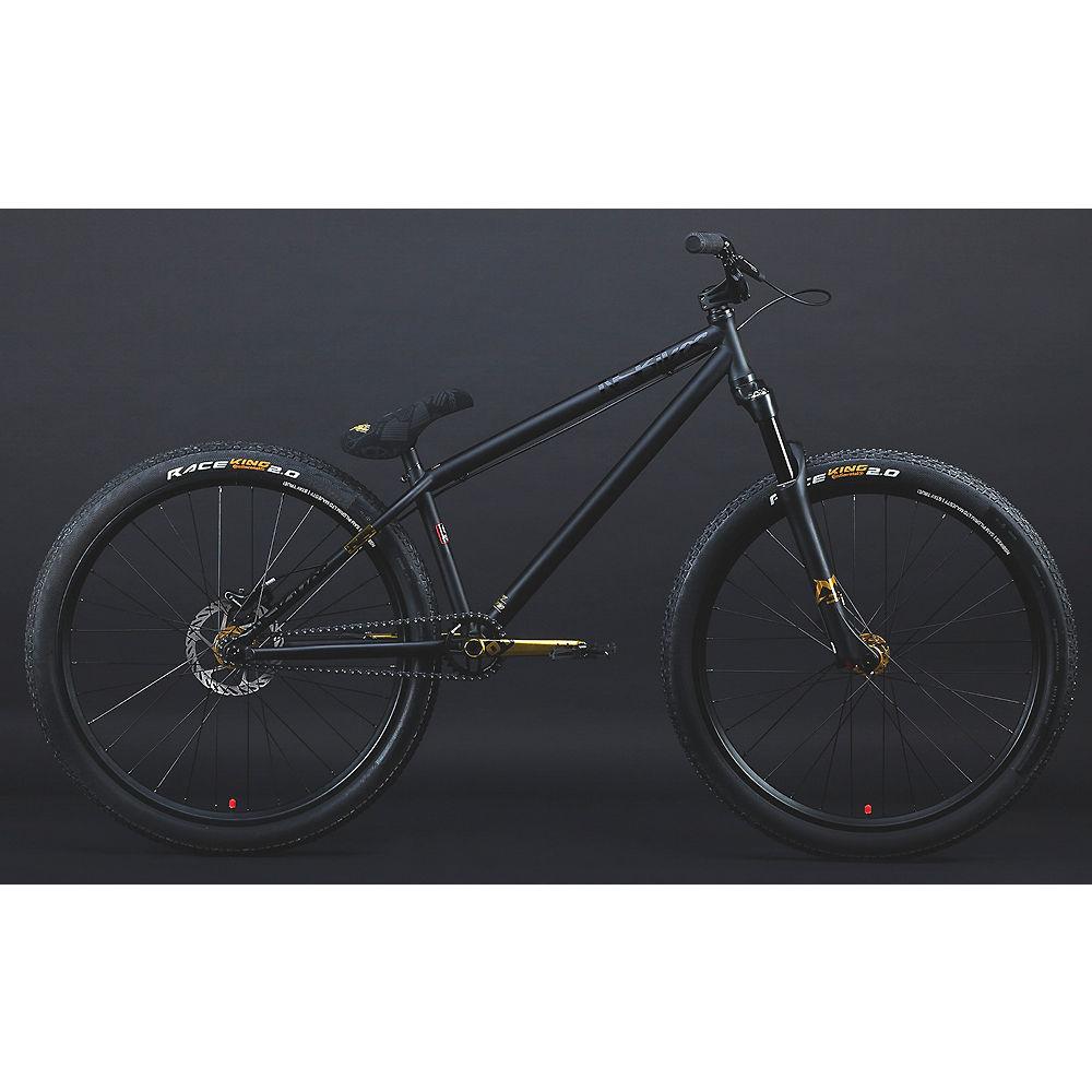 October 2015 Ootz Page 29 Rock Shock Sektor Rl Gold 275 Ns Bikes Majesty Limited Edition