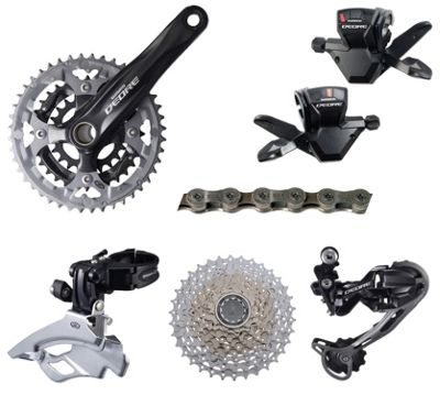 Groupe complet Shimano Deore 9 Vitesses