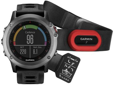 Montre GPS Garmin Fenix 3 avec Kit Performance
