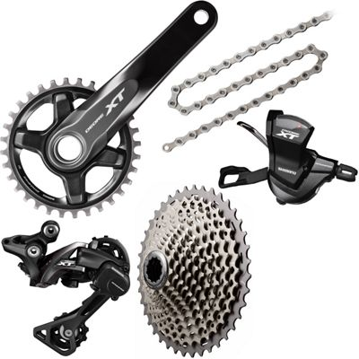 Groupe Complet Shimano XT 11 vitesses