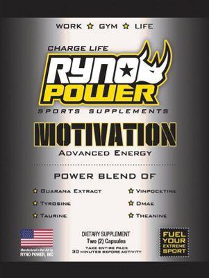 Pack Ryno Power Motivation