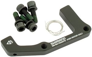 Adaptateur Shimano Post to IS 203mm