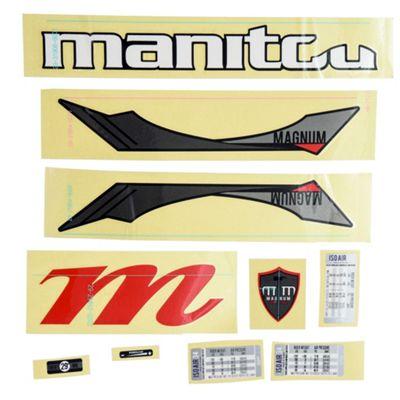Kit autocollant Manitou Magnum Comp 2015