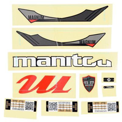 Kit autocollant Manitou Magnum Pro 2015