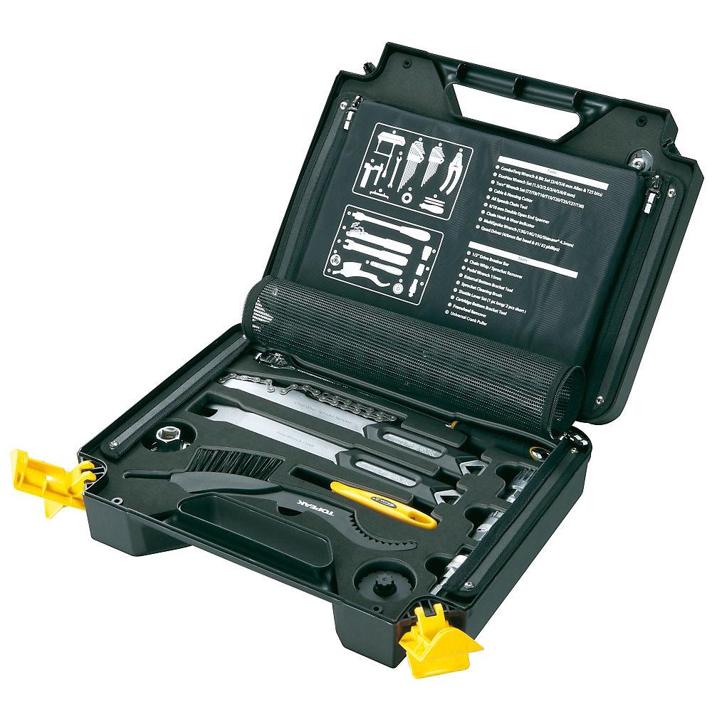 Kit de herramientas Topeak Prepbox 18 piezas