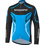 Shimano Thermal Print Long Sleeve Jersey