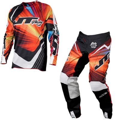 Maillot JT Racing Magneto Hyperlite manches longues 2015