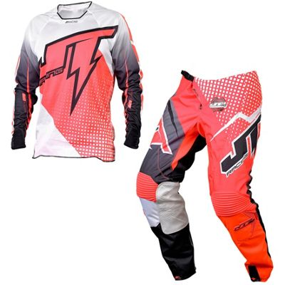 Maillot JT Racing Voltage Hyperlite manches longues 2015