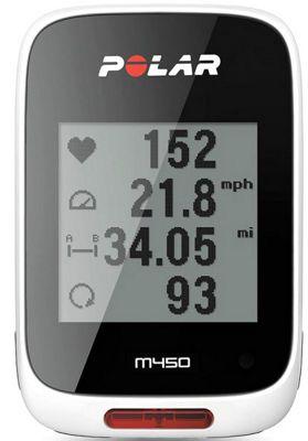 Compteur Polar M450 Cycling GPS
