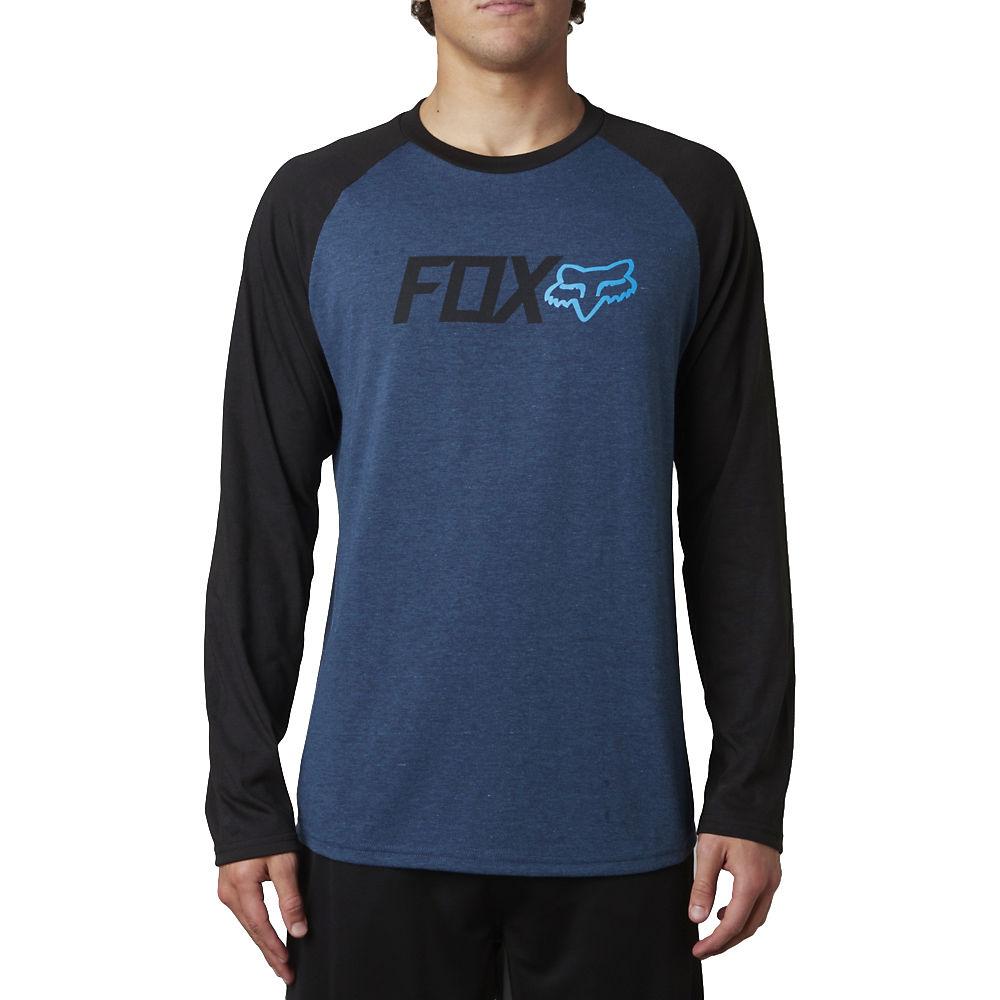 Camiseta de manga larga Fox Racing Warm Up Tech AW15