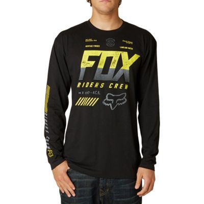 T-shirt Fox Racing Escaped manches longues AW15