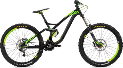 Vélo à suspension NS Bikes Fuzz 1 DH 2016