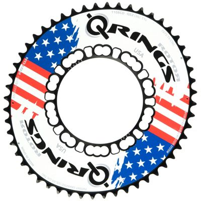 Plateau Rotor Q-Ring Oval - Flag Edition