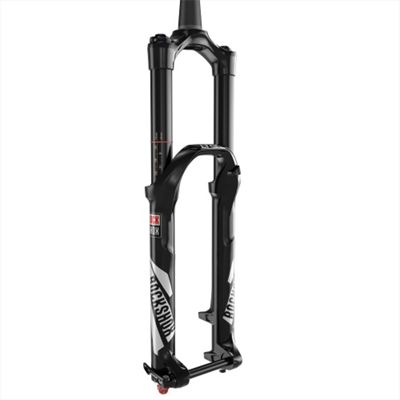 Fourche à suspension Rockshox Lyrik RCT3 Solo Air 2016 2018
