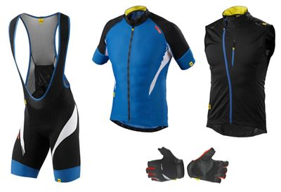 Maillot Mavic HC Clothing